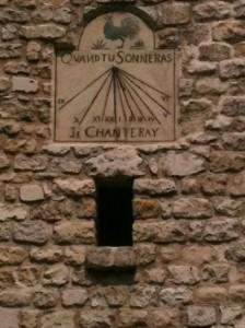 Montmartre Sundial